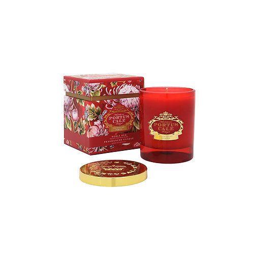 Candle - Portus Cale Noble Red