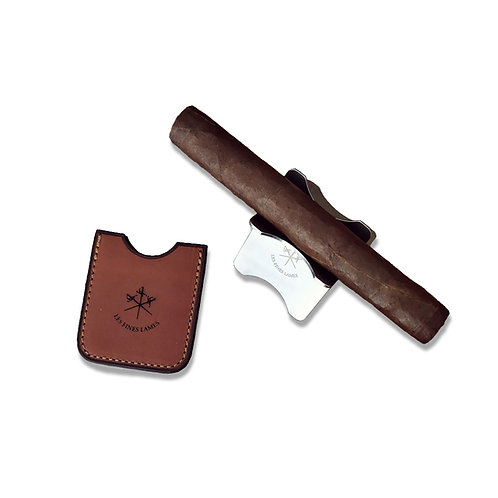 Repose Cigare - Les Fines Lames - Cuir Tan