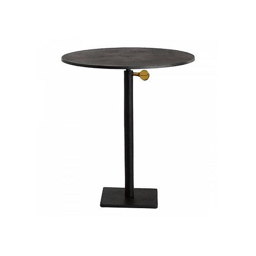 Bagstand screw round matt black - 36cm