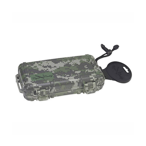 Humidor - Caddy Travel - Camouflage - 5 Cigares