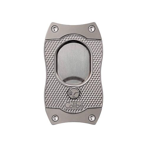 Coupe Cigare - Colibrin - Monza S-Cut Serrated Gunmetal