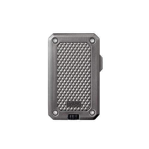 Briquet - Colibri - Rally Brushed Gunmetal