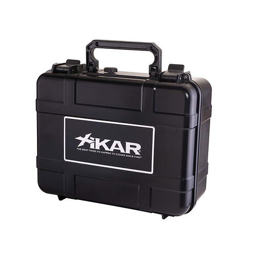 Travel Humidor - Xikar - 40 cigares - Black
