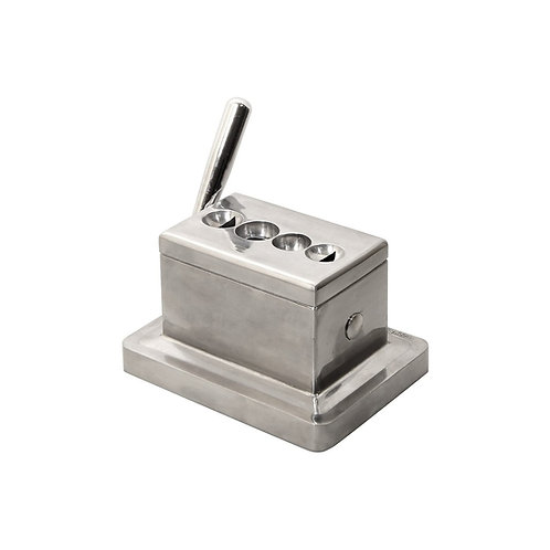 Coupe Cigare - Quad Table Cutter Metal Cover