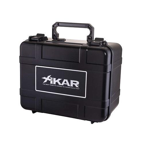 Travel Humidor - Xikar - 60 cigares - Black