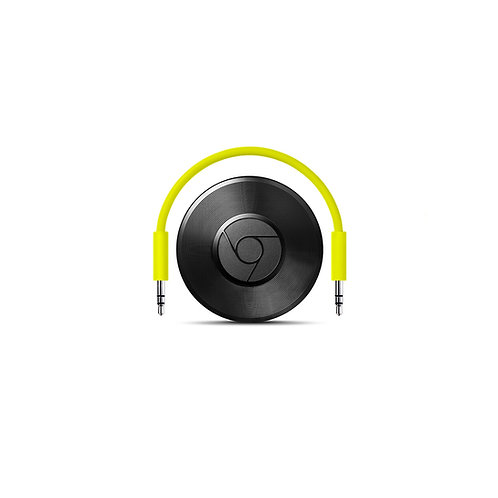 Chromecast audio pour systeme multi room