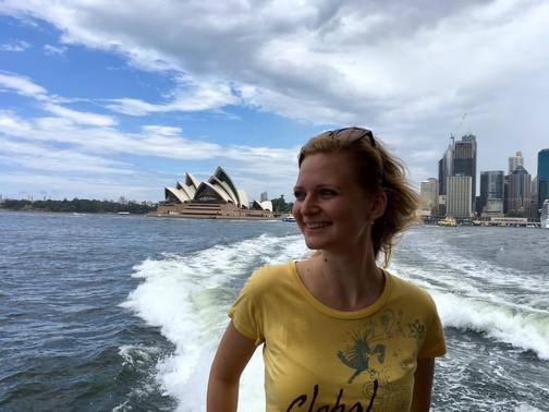 Ausztrália - 25 évet vártam Rád, de megérte