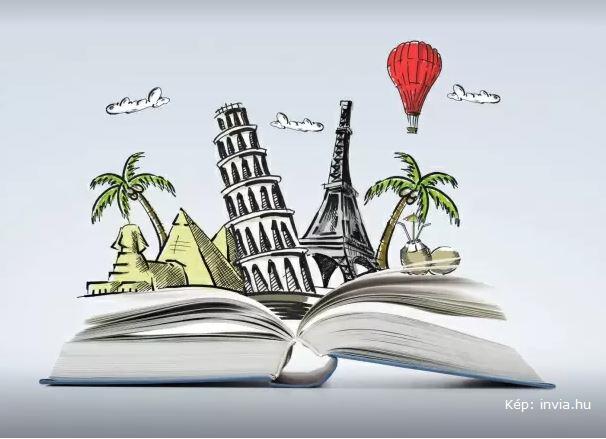 5+1 utazós könyv