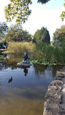 margitsziget;japánkert;szobor