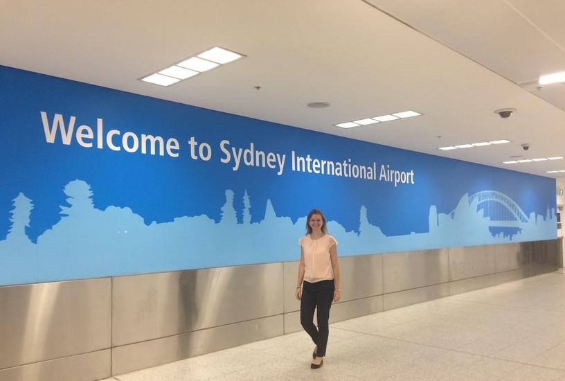 sydney nemzetközi repülőtér, ausztrália