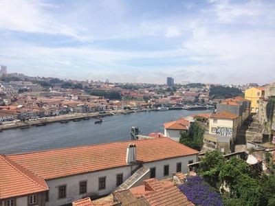 Porto ai I. Lajos-hídról