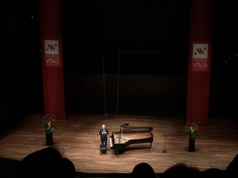 Schiff András zongorakoncert, Melbourne