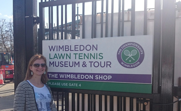 Wimbledon Tennis Museum, London