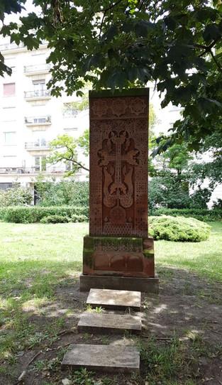 Örmény áldozatok emlékmű