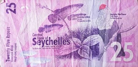 Seychelle-i rúpia - előlap