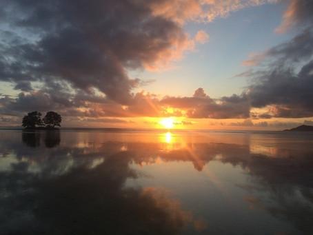5 csodálatos naplemente