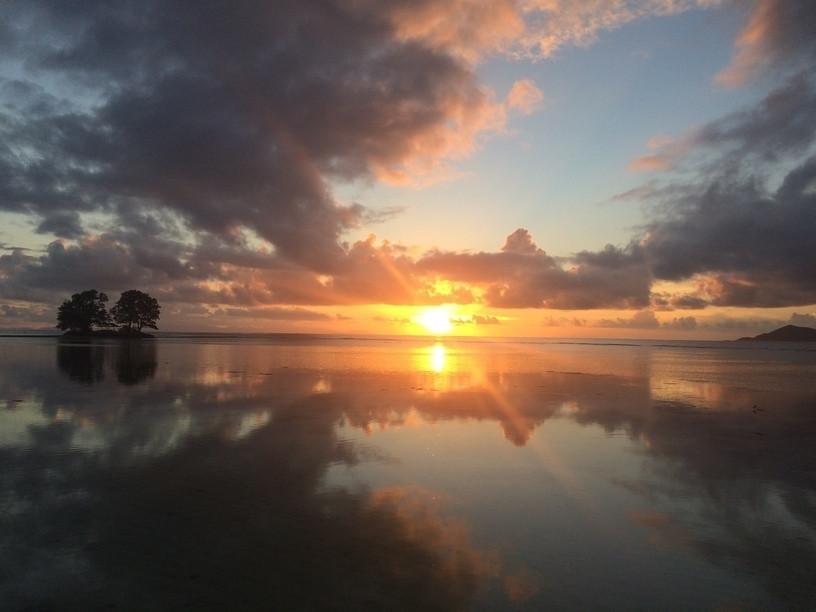 Naplemente, Seychelle-szigetek