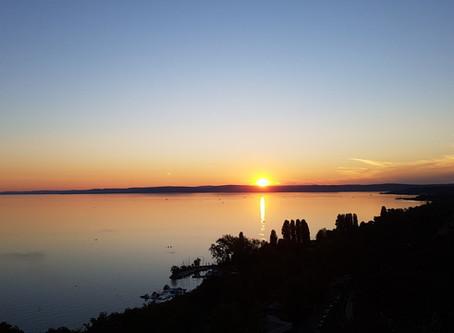 3 csodálatos naplemente helyszín a Balatonnál