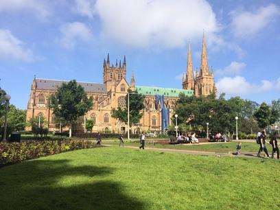 St. Mary templom, Sydney