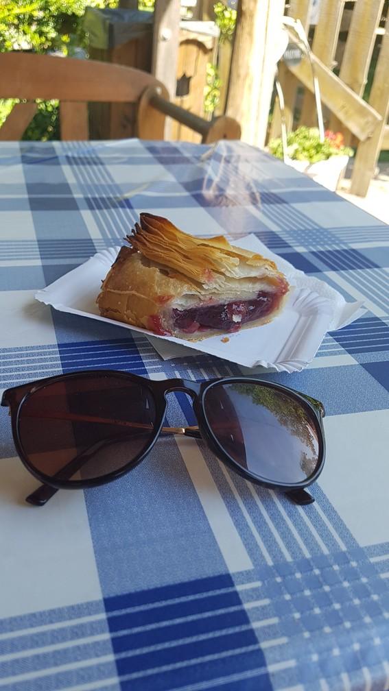 Finom meggyes rétes, Rétesház, Poroszló, Tisza-tó
