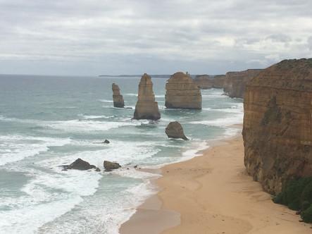 Mészkősziklák, great ocean road, 12 apostol