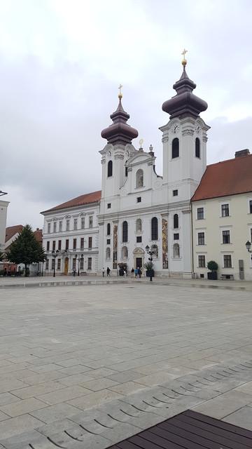 Bencések Loyolai Szt. Ignác temploma, Győr