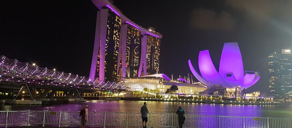Szingapúr, a fények városa