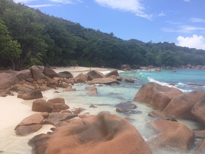 Anse Lazio, Seychelle-szigetek