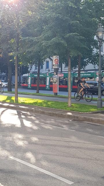 Bécs, városi közlekedés