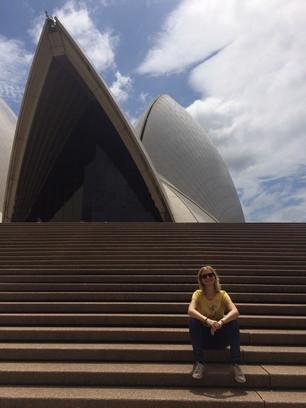 Sydney operház, Asuztrália