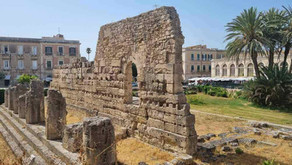 Szicíliai kirándulások: Siracusa, Ortigia, Aci Castello és Aci Trezza
