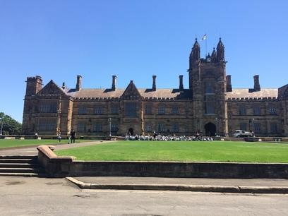 Egyetem Sydney-ben