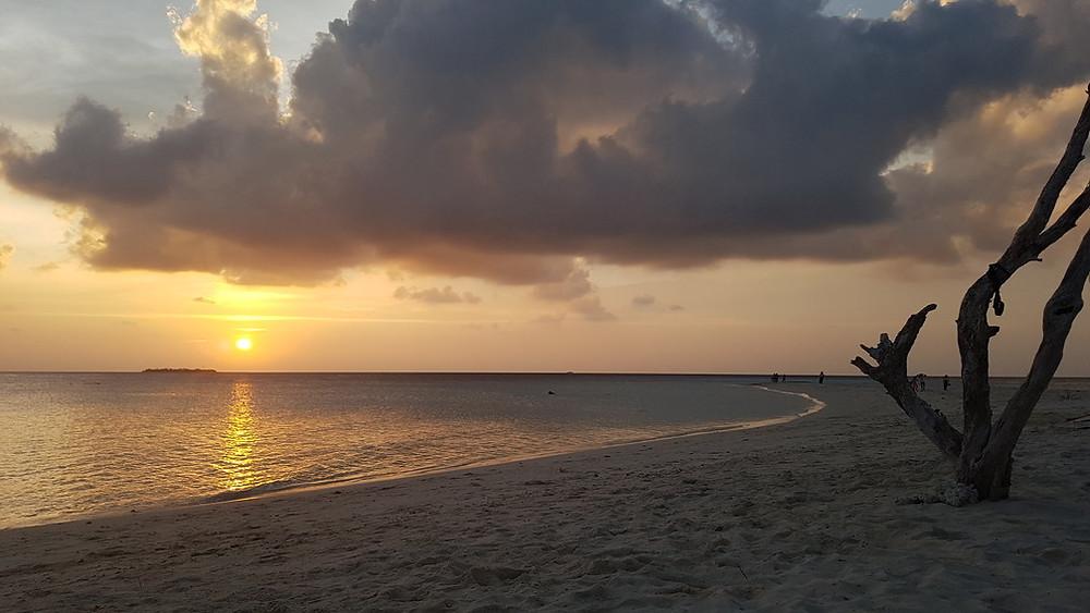 Naplemente, Maldív-szigetek