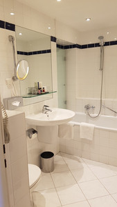 Fürdőszoba,Hotel de France