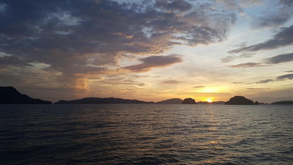 Naplemente, Langkawi, Malajzia