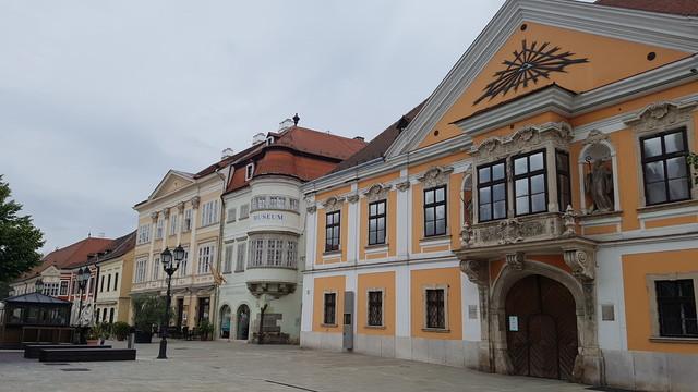 Országjárás Győrtől Bócsáig