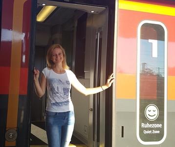 Utazás Bécsbe Railjet-tel