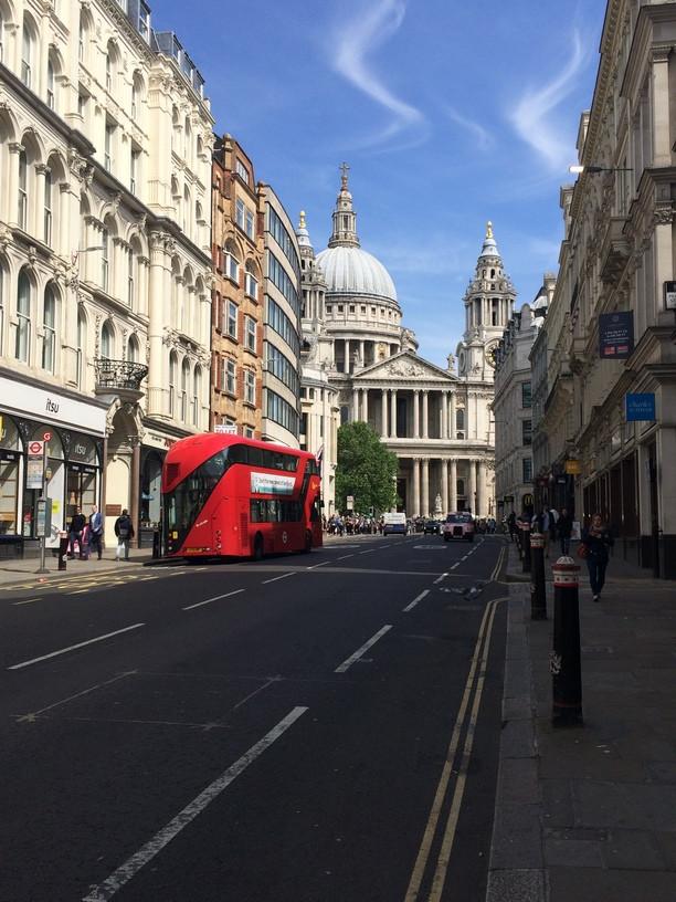 Szent Pál katedrális, London
