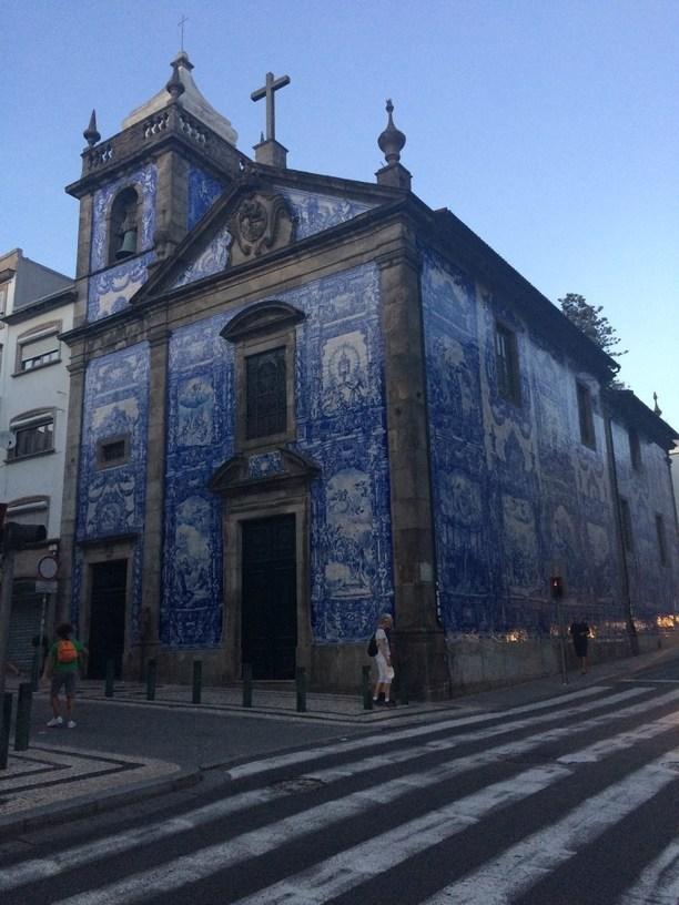 Édeskék Porto