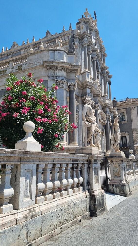 Szent Ágota Bazilika; Catania; Szicília