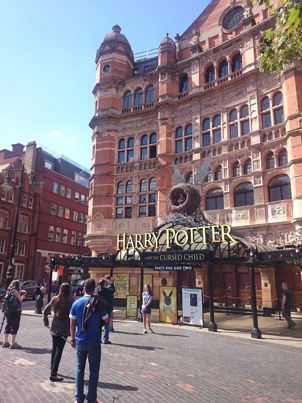Harry Potter színházi előadás