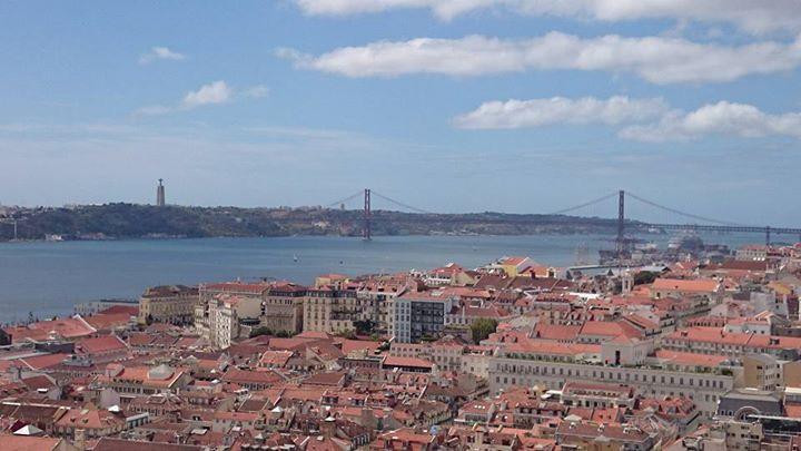 April 25 híd, Lisszabon, Portugália