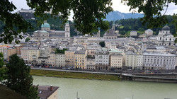 Salzburgi hétvége
