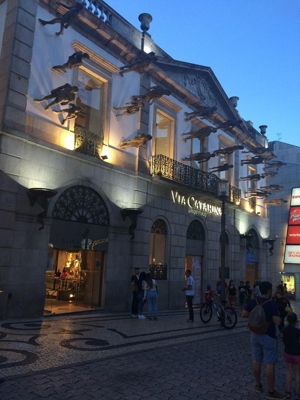 Via Catarina bevásárlóközpont