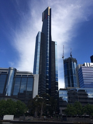 Felhőkarcoló Melbourne-ben