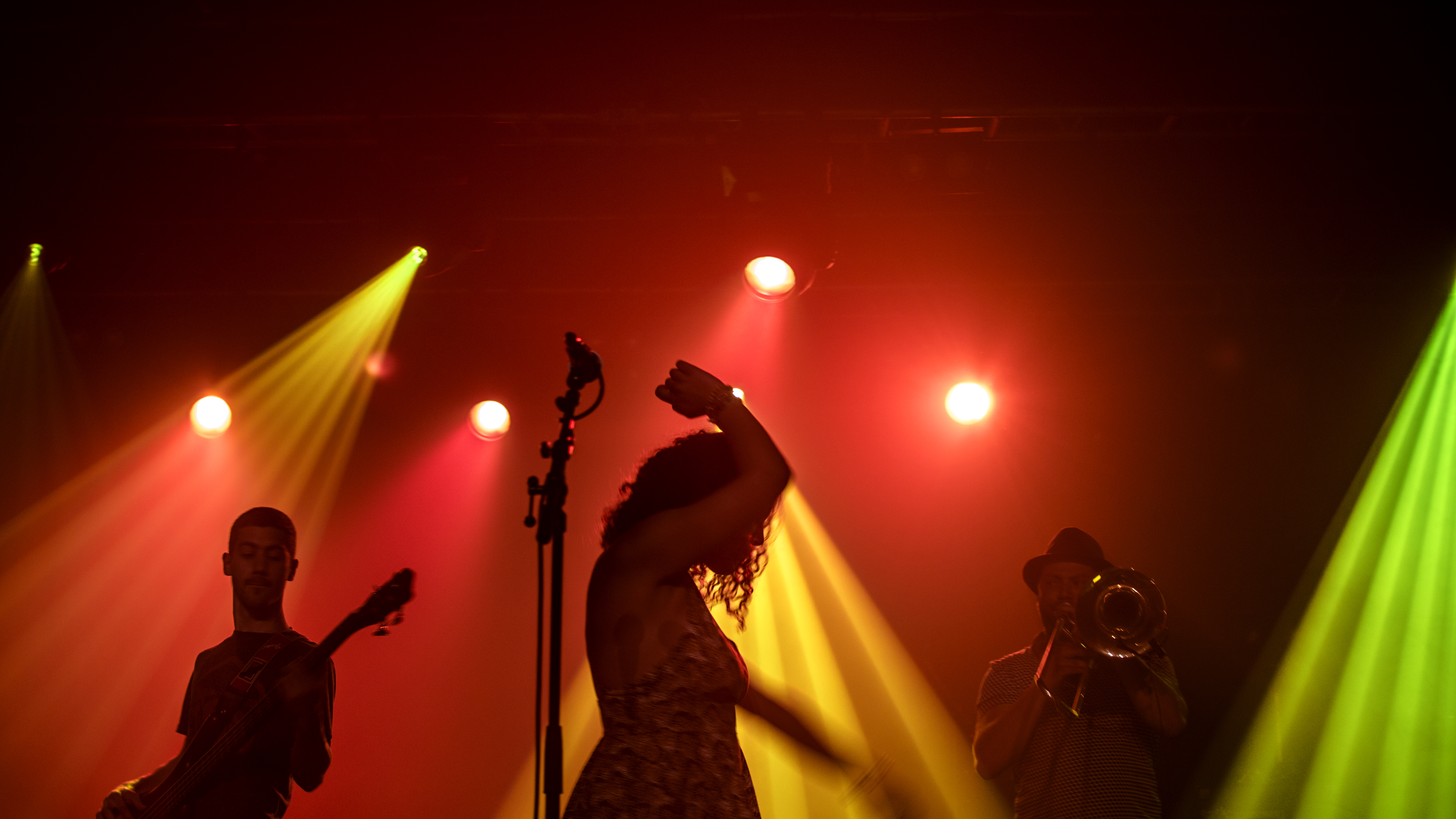Baila - Emilie Dube - Mystery Chord