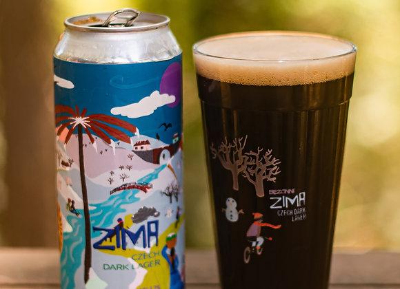 ZIMA - Czech Dark Lager