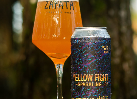 YELLOW FIGHT - Sparkling Ipa
