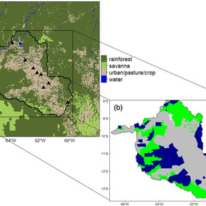 Research Memo: Predicted effects of deforestation on Rondonia's regional climate