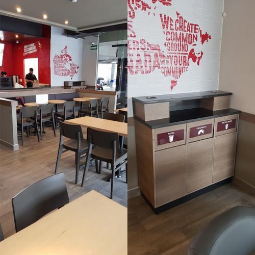 muebles para restaurantes 2020 SUPERFICI